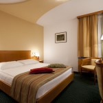 2. central hotel - Single room